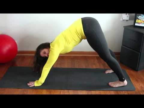 YOGA MOVES FOR A BAD BACK