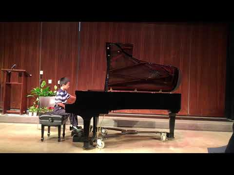 Toccata (Jim Gao, 7 Years Old)