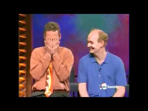 "Whose Line is it Anyway -""We're watching animal porn!"""