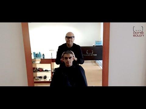 Como cortar el pelo a un hombre de forma actual, estilosa y divertida