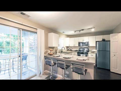 A 2-bedroom, 2-bath townhome in Aurora at Legacy at Fox Valley