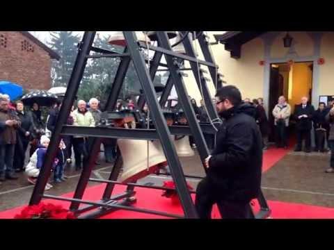 Le nuove campane di Sant'Alessandro