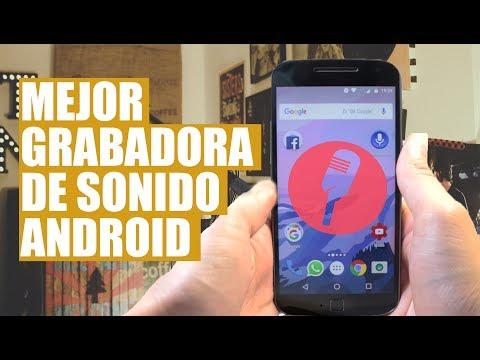 Zelan grabatu audio bat mugikorra erabiliz (Android)