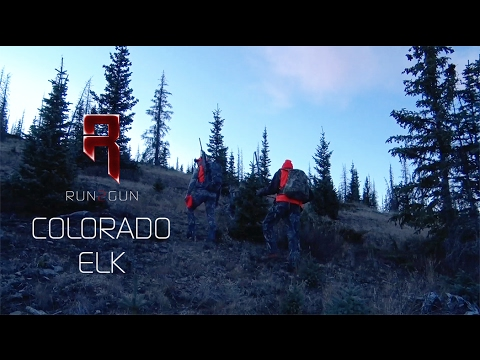 Colorado Elk Hunt S4E6 Seg2
