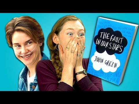 IN - Fault in Our Stars Bonus Reactions : http://goo.gl/tjC0SU SUBSCRIBE! New vids every Sun/Tues/Thu: http://goo.gl/aFu8C FREE NETFLIX FOR A MONTH! http://netfli...