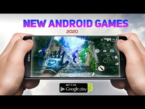 TOP10 NEW ANDROID GAMES (OFFLINE & ONLINE) | NEW ANDROID GAMES IN 2020
