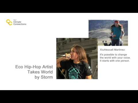 Eco Hip-Hop Artist Takes World by Storm