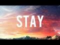 Zedd, Alessia Cara - Stay (Lyrics)- New 2017