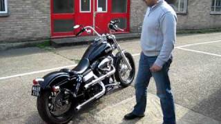 9. ALCHEMY BIKES' CUSTOMISED HARLEY DAVIDSON DYNA STREET BOB