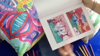 Coloring book presentation video - The true Nature of human beings