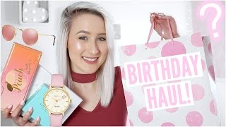 Video What I Got For My Birthday 2017 | Sophie Louise MP3, 3GP, MP4, WEBM, AVI, FLV Januari 2018