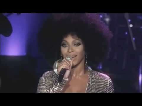 """Beyonce covers """"I Wanna Be Where You Are"""" at Michael Jackson Tribute 10/3/2011"""