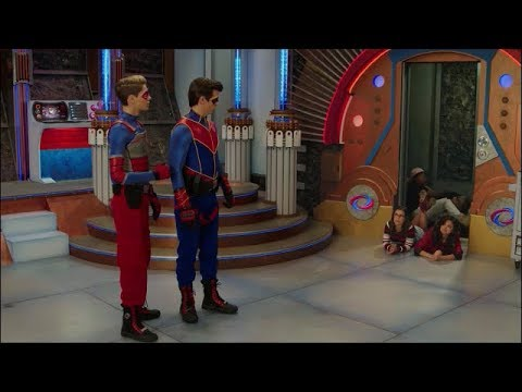 """Henry Danger and Game Shakers Crossover """"Danger Games"""" Official Promo HD"""