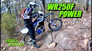 2. 2018 Yamaha WR250F first ride. Amazing enduro dirt bike.