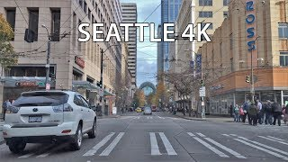 Seattle (video and map) is a West Coast seaport city