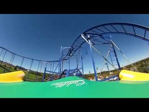 Adrenalin Spot Skyline Park 2014