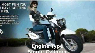 5. 2012 Yamaha Zuma 50F Details, Specs