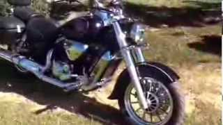 4. Hyosung ST7 Cruiser Motorcycle