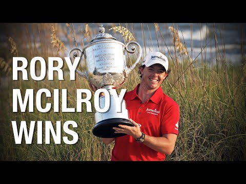 Rory McIlroy highlights from the 2013 PGA Championship