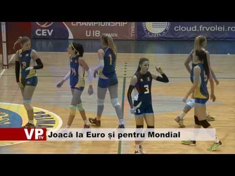 Joacă la Euro și pentru Mondial