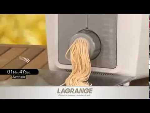 Machine à pâtes Créativ' Lagrange   Cuisin'Store - Ustensiles de cuisine