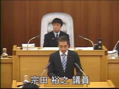 2019年第1回川崎市議会の代表質問(動画)