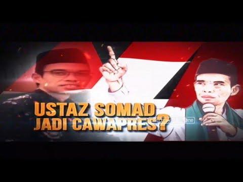 Dialog: Ustadz Abdul Somad Maju Cawapres?