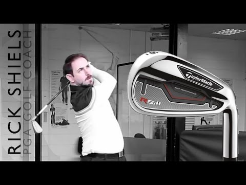 TaylorMade RSi 1 Irons Tested by 13 Handicapped Golfer