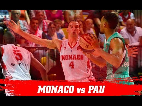 Teaser AS Monaco - Pau