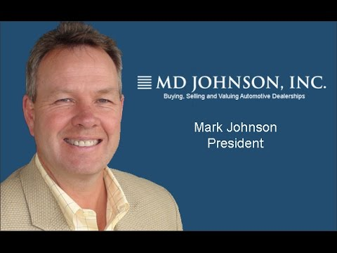 The outlook for VW Dealership Valuation - Expert Mark Johnson gives his analysis