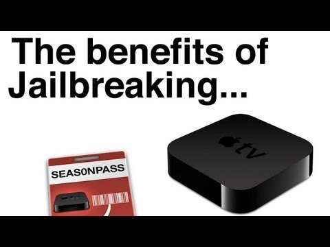 jailbreaking - Retweet: http://clicktotweet.com/Yn7gU Name: Benefits of Jailbreaking the Apple TV Description: There are numerous benefits that come from jail breaking the ...