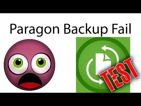 Paragon Backup & Recovery Free im Test
