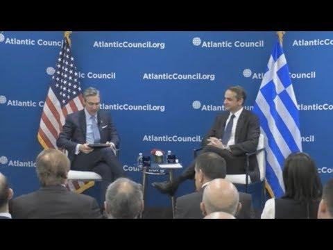 Κυρ. Μητσοτάκης: Άκυρη, έωλη και γεωγραφικά γελοία η συμφωνία της Τουρκίας-Λιβύης