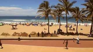 Durban South Africa  City new picture : Durban Beach South Africa