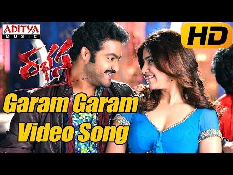 Garam Garam Chilaka Full Video Song  Rabhasa Video Songs  Jr Ntr Samantha Pranitha