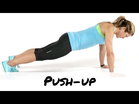 How to Do a Push-Up | Back to Basics with Holly Rilinger