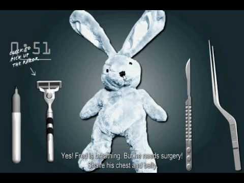 Gaming Fun: Save the Bunny