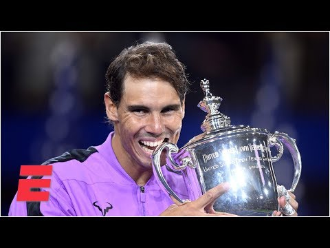 Rafael Nadal defeats Daniil Medvedev in epic 5-set match | 2019 US Open Highlights