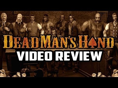 Dead Man's Hand Pc Game Review