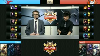 mouz vs G2V, game 1