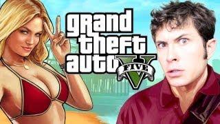 Grand Theft Auto V - Part 1 - DETONATE!!