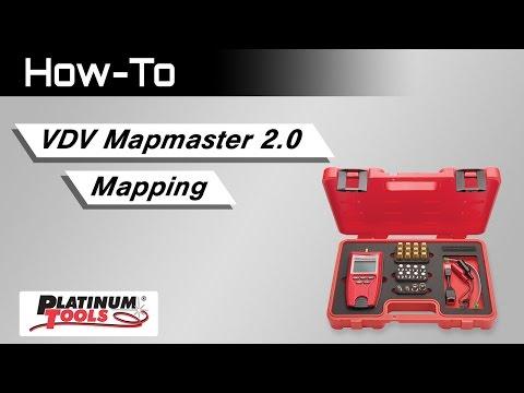 VDV MapMaster 2.0 - Mapping