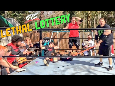 CRAZIEST ELIMINATION MATCH FOR SHOT AT YOUTUBE CHAMPIONSHIP EVER!!