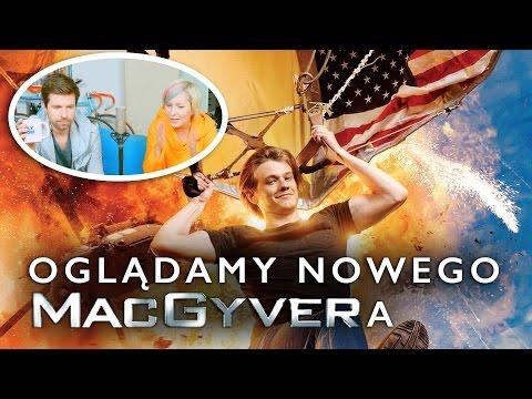 NOWY MacGyver: oglądamy i komentujemy. TYLKO DLA WYTRWAŁYCH i ze spoilerami