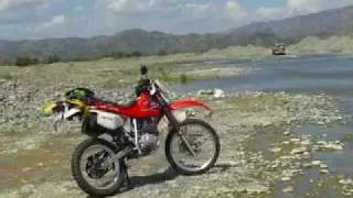 Talavera Philippines  City pictures : San Jose,Nueva Ecija, XR200 washing up. Talavera river, Philippines