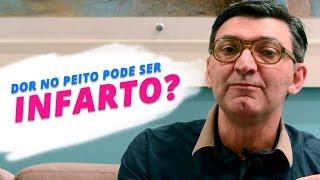 Cardiologia em Curitiba | Dor no peito. Pode ser infarto?