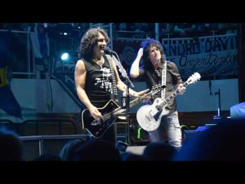 KISS - Mainline & All The Way KISS Kruise 2016-11-04