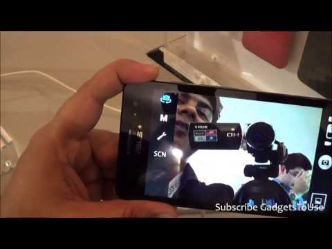 Asus Zenfone 5 Hands on, Quick Review, Camera, Features and Overview HD at MWC 2014
