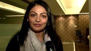 A special screening was held for the upcoming punjabi film 'Saadi Love Story' a Dheeraj Ratan film. Neeru Bajwa enjoyed watching this romantic-comedy film ...