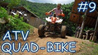Amazing Thailand #9 Off-road Quad-bike ATV In Chiang Mai
